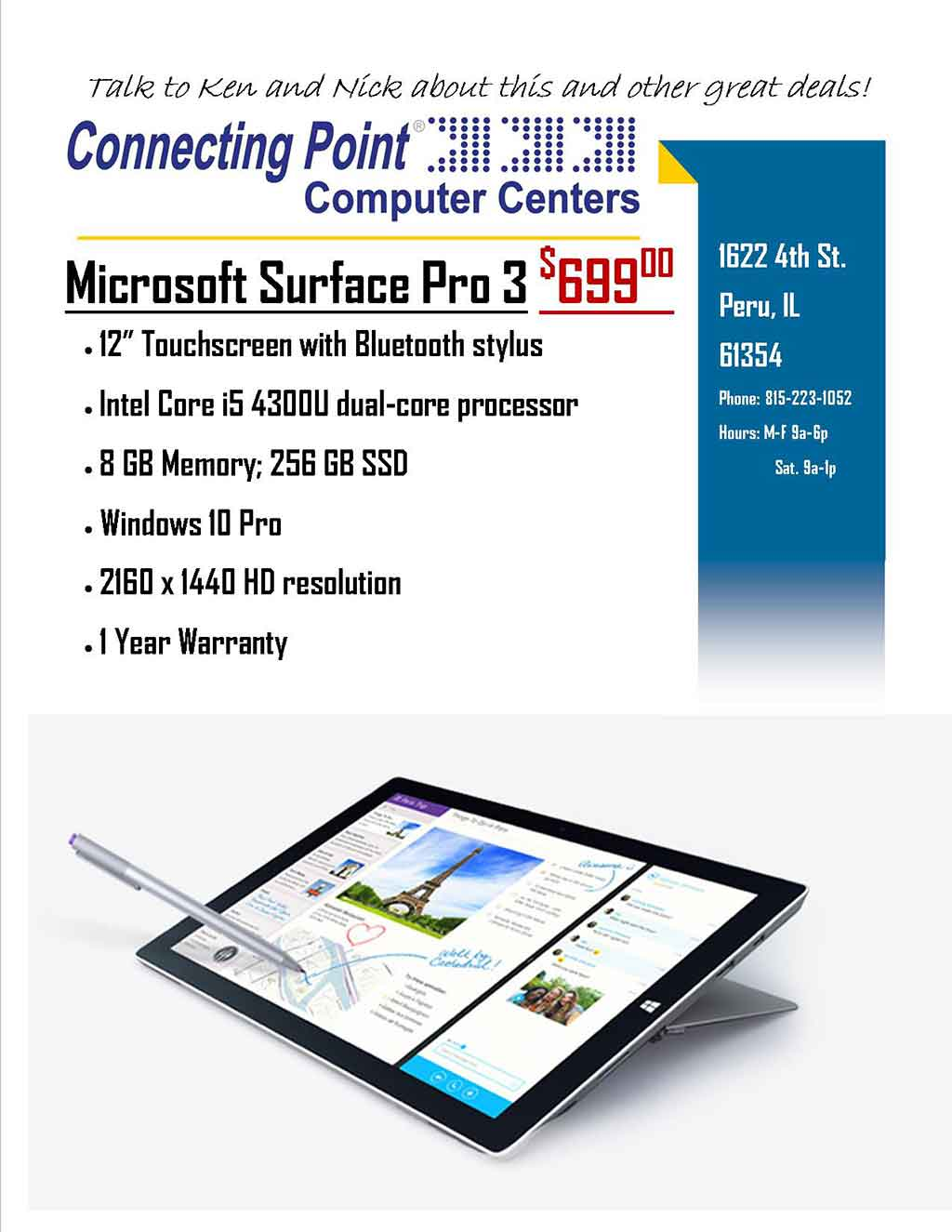04 03 17 Surface 3 DotW