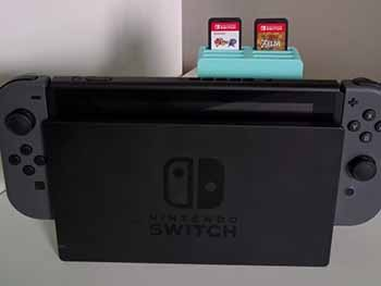 3d printed nintendo switch cartridge holder 1