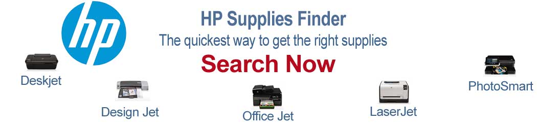 HP Supplies Finder