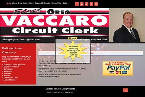 elect greg vaccaro lasalle co circuit clerk