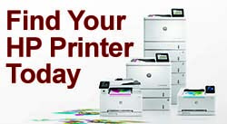 Click Here to find your hp printer today