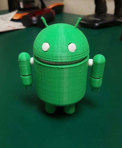 makerbot android robot 3d printing2