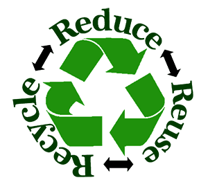 reuse recycle reduce