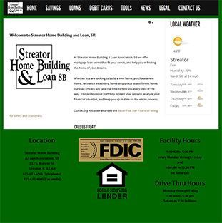Mortgage Loans  Refinancing - Streator Home Building and Loan