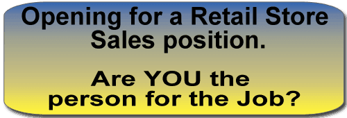 retail sales position
